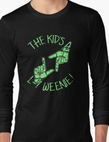 L7 Weenie Vintage Baseball Movie Quote Long Sleeve T-Shirt