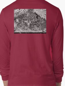House at the End of the Lane Long Sleeve T-Shirt