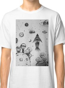 Interstellar hunting Classic T-Shirt