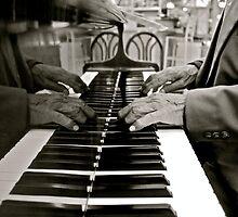Lost in Music by galiak