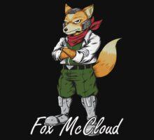 Fox McCloud by skipnwhistlers