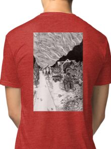 In the Shadow of Greatness Tri-blend T-Shirt