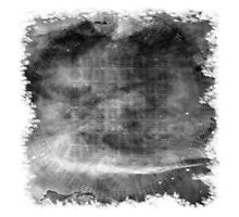 The Atlas of Dreams - Plate 1 (b&w) Photographic Print