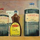Sauer's Kitchen by Scott Plaster