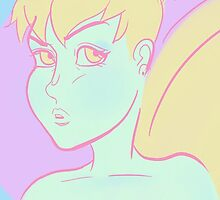 Tinker Bell by DoctorSnippet