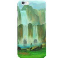 Secret of Mana: Gaia's Playground iPhone Case/Skin