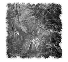 The Atlas of Dreams - Plate 2 (b&w) Photographic Print
