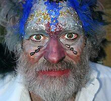 Glitter Man by leephotoofyork