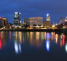 Bright Lights, Little City by davidsimmons