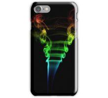 Rainbow Smoke iPhone Case/Skin