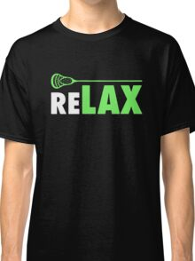 ReLAX Lacrosse Sticks Classic T-Shirt