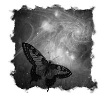 The Atlas of Dreams - Plate 4 (b&w) Photographic Print