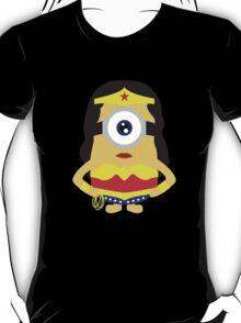 minion wonder woman T-Shirt