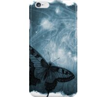 The Atlas of Dreams - Plate 4 (blue) iPhone Case/Skin
