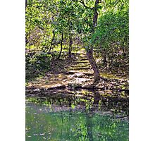 Mother Neff State Park Photographic Print