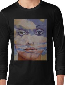 Mona Lisa Long Sleeve T-Shirt