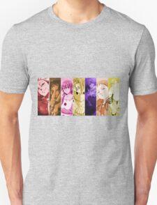 nanatsu no taizai seven deadly sins meliodas ban king anime manga shirt T-Shirt
