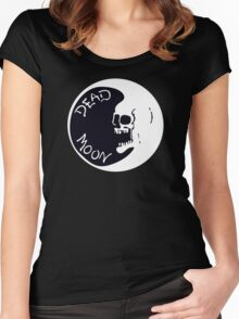Vintage Dead Moon Women's Fitted Scoop T-Shirt