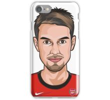 Aaron Ramsey, Arsenal iPhone Case/Skin