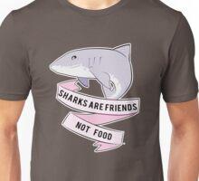Sharks Are Friends - Not Food Unisex T-Shirt