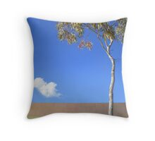 The force of nature .. Throw Pillow