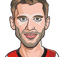 Per Mertesacker, Arsenal by futballers