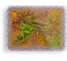 """ Soap opera ""   autumn  -  landscape  ( Pastiche - Daub?!?) Perheps !. by  Brown Sugar . Views (61) Thanks !!! Metal Print"