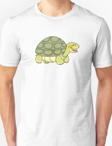 Cute and funny turtle Unisex T-Shirt