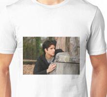 scott crouching Unisex T-Shirt