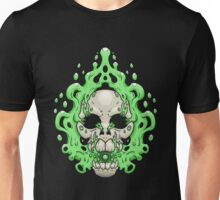 Floating Skull Unisex T-Shirt