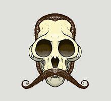 Gentleman Monkey Skull Unisex T-Shirt