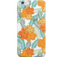 Brush Flower iPhone Case/Skin