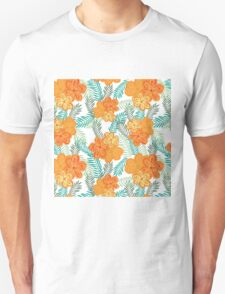 Brush Flower T-Shirt