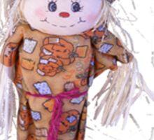 Rafia Doll ll Sticker