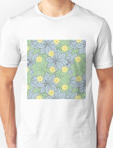 Infinite Flower Unisex T-Shirt