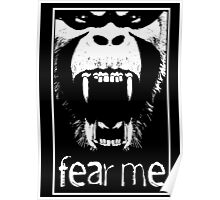 FEAR ME !!! Poster