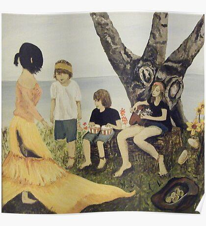 Barefoot Rhapsody Poster