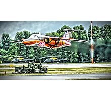 Don't Fly To Low ! Photographic Print
