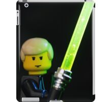 I am a Jedi, like my father before me iPad Case/Skin