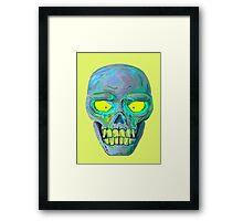 Curse Of The Undead (CUSHIE) Framed Print