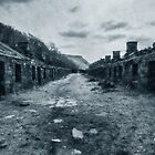 Anglesey Barracks by Ian Mitchell