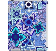 blur flower iPad Case/Skin