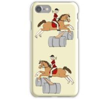 Jumping iPhone Case/Skin
