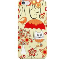 raining iPhone Case/Skin