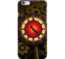 Brass Cogwork Heart iPhone Case/Skin
