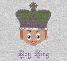 Toon Boy 4 King T-shirt & leggings, etc. design Kids Tee