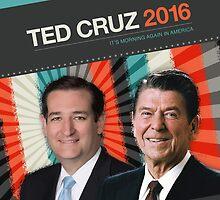 Ted Cruz 2016 by morningdance