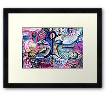 Sign of Typhon and Apophis Framed Print