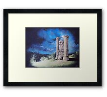 The Tower at Broadway Framed Print