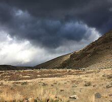 Ancient Rhythms  (Storm over Yakima) by TWindDancer